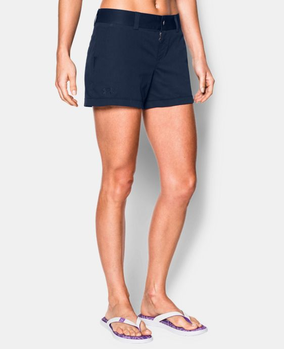 Women's UA 3.5 Inlet Short LIMITED TIME: FREE U.S. SHIPPING 1 Color $28.49 to $37.99