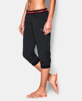 Women's UA ArmourVent™ Fishing Capri  1 Color $64.99
