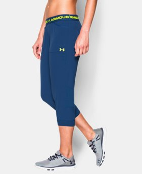 Women's UA ArmourVent™ Fishing Capri
