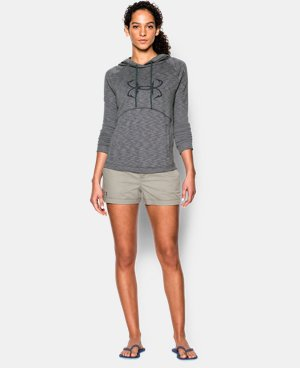 Women's UA Ocean Shoreline Terry Hoodie LIMITED TIME: FREE U.S. SHIPPING 1 Color $41.99
