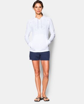 Women's UA Ocean Shoreline Terry Hoodie  2 Colors $54.99
