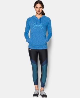 Women's UA Ocean Shoreline Terry Hoodie  1 Color $54.99