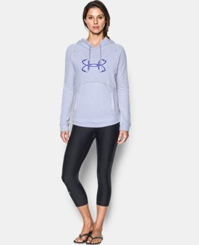 Women's UA Ocean Shoreline Terry Hoodie  1 Color $23.24