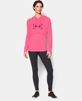 Women's UA Ocean Shoreline Terry Hoodie  1 Color $41.99 to $54.99