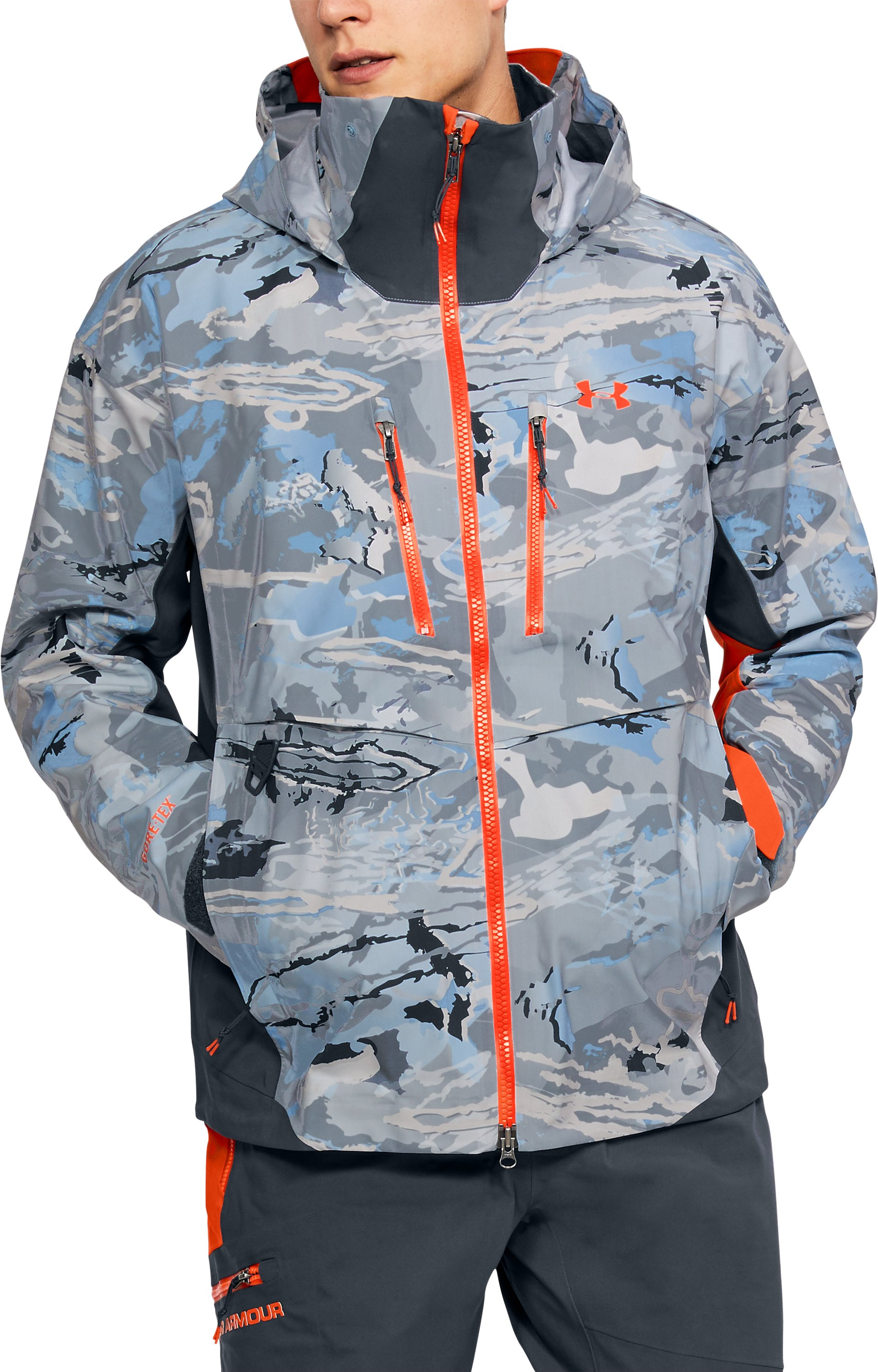 Men's UA Ridge Reaper® Gore-Tex® Jacket, RIDGE REAPER® HYDRO,