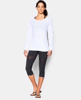Women's UA Ocean Shoreline Terry Crew  2 Colors $49.99