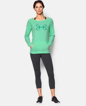 Women's UA Ocean Shoreline Terry Crew  2 Colors $37.99