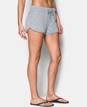 Women's UA Ocean Shoreline Terry Shorts  1 Color $21.99
