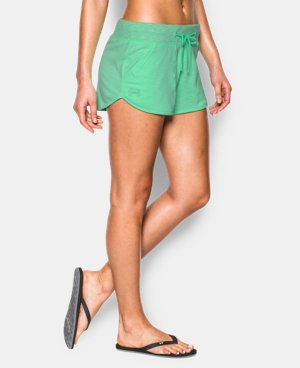 Women's UA Ocean Shoreline Terry Short LIMITED TIME: FREE U.S. SHIPPING 1 Color $39.99