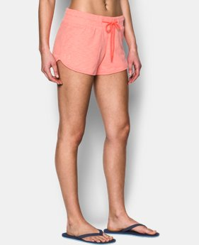 Women's UA Ocean Shoreline Terry Shorts  1 Color $39.99