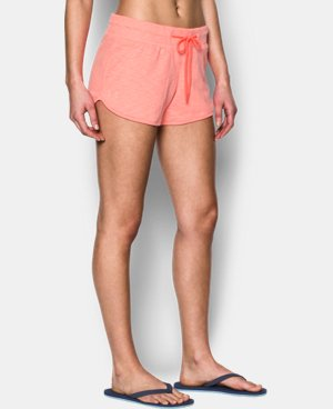 Women's UA Ocean Shoreline Terry Short  1 Color $39.99