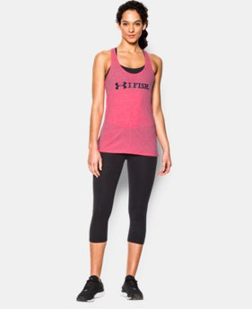 Women's UA Charged Cotton® Tri-Blend Tank