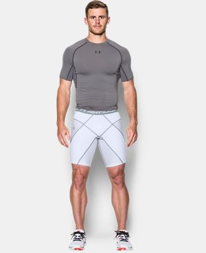 Men's UA HeatGear® Armour Compression Coreshorts LIMITED TIME: FREE U.S. SHIPPING 1 Color $44.99