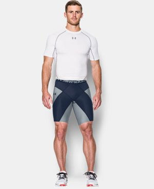 Men's UA HeatGear® Armour Compression Coreshorts  1 Color $44.99