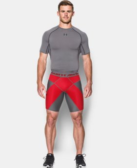 Men's UA HeatGear® Armour Compression Coreshorts LIMITED TIME: FREE U.S. SHIPPING 2 Colors $25.49 to $33.99