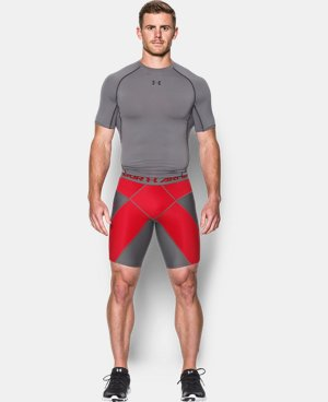 Men's UA HeatGear® Armour Compression Coreshorts LIMITED TIME: UP TO 40% OFF 2 Colors $25.49 to $33.99