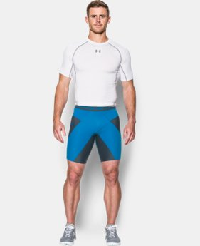 Men's UA HeatGear® Armour Compression Coreshorts LIMITED TIME: FREE SHIPPING 1 Color $44.99