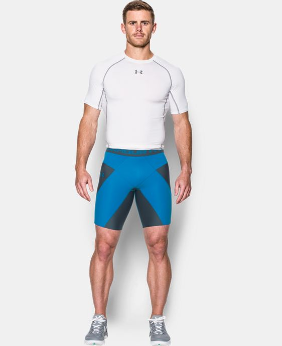 Men's UA HeatGear® Armour Compression Coreshorts LIMITED TIME: FREE U.S. SHIPPING 1 Color $25.49 to $33.99