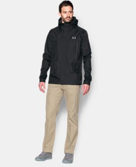 Men's UA Storm Hurakan Paclite Waterproof Jacket LIMITED TIME: 20% OFF  $172.99 to $229.99