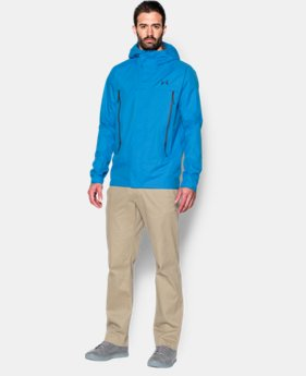 Men's UA Storm Hurakan Paclite Waterproof Jacket LIMITED TIME: 20% OFF 2 Colors $172.99 to $229.99