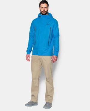 Men's UA Storm Hurakan Paclite Waterproof Jacket  1 Color $129.74