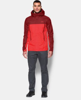 Men's UA Storm Hurakan Paclite Waterproof Jacket  2 Colors $199.99
