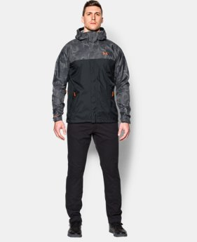 Men's UA Storm Surge Waterproof Jacket LIMITED TIME: FREE SHIPPING 2 Colors $144.99