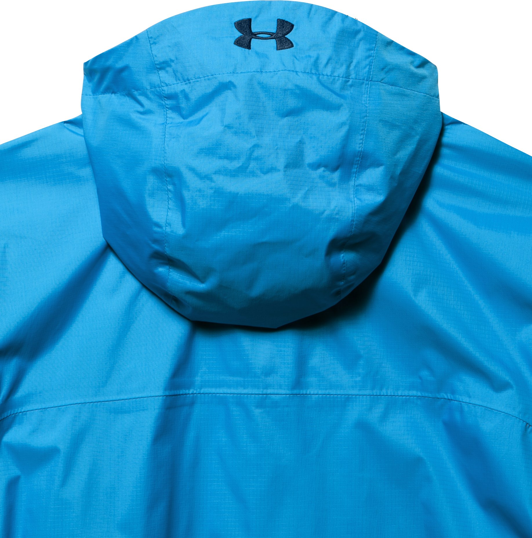 Men's UA Surge Jacket, ELECTRIC BLUE,