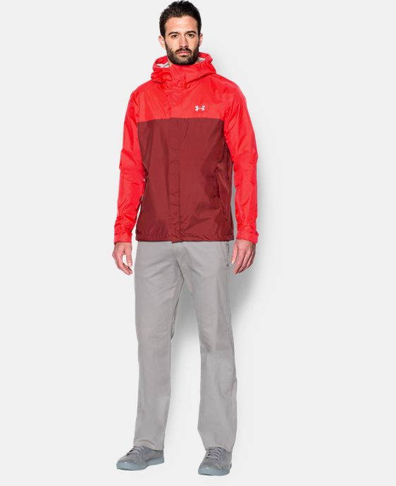 Men's UA Storm Surge Waterproof Jacket  1 Color $70.49 to $93.99