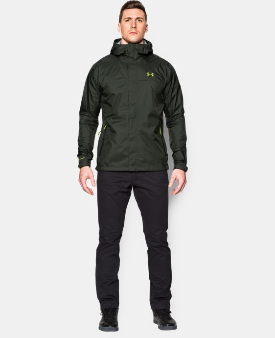 Men's UA Storm Surge Jacket LIMITED TIME: FREE U.S. SHIPPING 1 Color $93.99