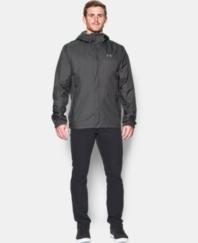 New Arrival Men's UA Storm Bora Jacket  1 Color $99.99