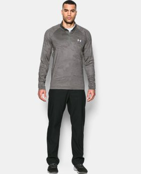 Men's UA CoolSwitch Thermocline ¼ Zip  1 Color $36.74