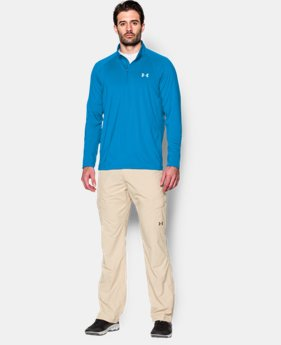 Men's UA CoolSwitch Thermocline ¼ Zip  2 Colors $36.74 to $48.99