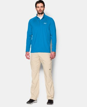 Men's UA CoolSwitch Thermocline ¼ Zip  1 Color $42.74 to $56.99