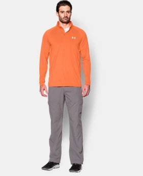 Men's UA CoolSwitch Thermocline ¼ Zip