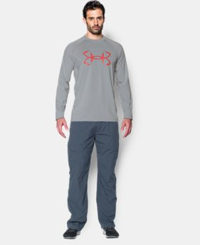 Men's UA CoolSwitch Thermocline Long Sleeve LIMITED TIME: FREE SHIPPING 3 Colors $64.99