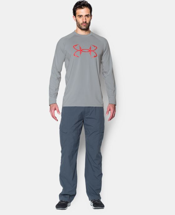 Men's UA CoolSwitch Thermocline Long Sleeve LIMITED TIME: FREE SHIPPING 2 Colors $64.99