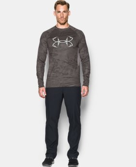 Men's UA CoolSwitch Thermocline Long Sleeve  1 Color $48.99