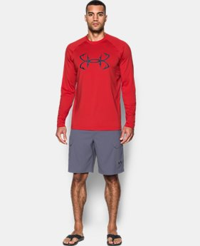Men's UA CoolSwitch Thermocline Long Sleeve  1 Color $54.99