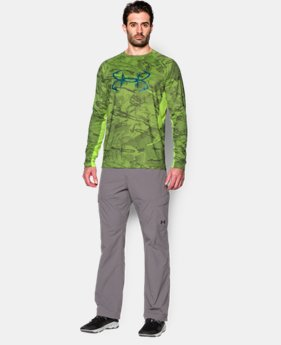 Men's UA CoolSwitch Thermocline Long Sleeve   $31.49