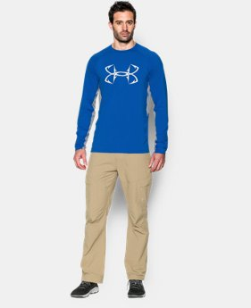 Men's UA CoolSwitch Thermocline Long Sleeve  1 Color $31.49