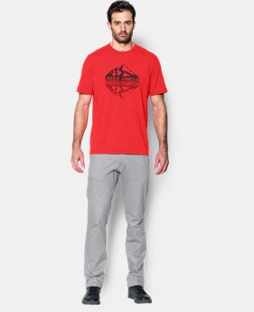 Men's UA Zenith T-Shirt  1 Color $22.99