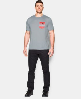 Men's UA Flow T-Shirt  5 Colors $26.99