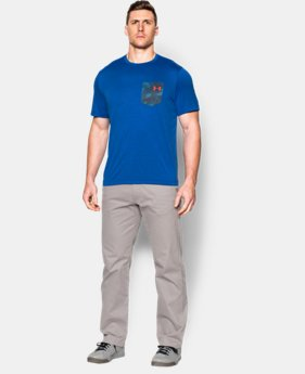 Men's UA Flow T-Shirt  2 Colors $26.99
