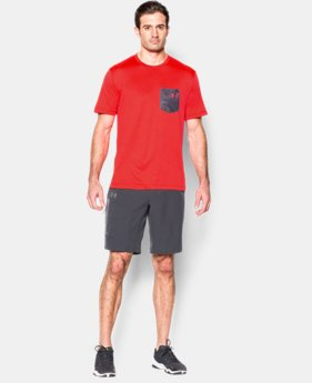 Men's UA Flow T-Shirt LIMITED TIME: FREE SHIPPING 4 Colors $29.99 to $39.99