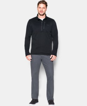 Men's UA Gamutlite ½ Zip  1 Color $53.99