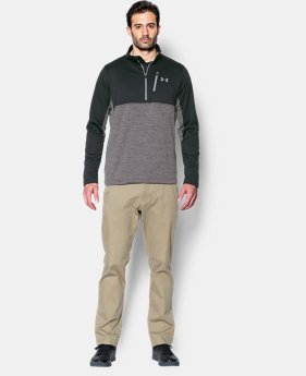 Men's UA Gamutlite ½ Zip  1 Color $89.99