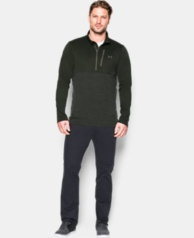 Men's UA Gamutlite ½ Zip  1 Color $59.99