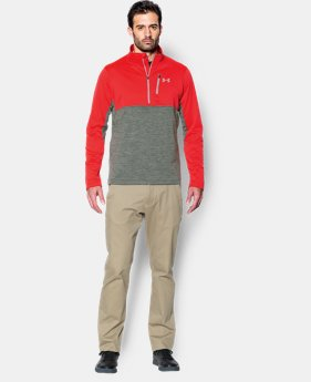 Men's UA Gamutlite ½ Zip LIMITED TIME: FREE SHIPPING 1 Color $79.99
