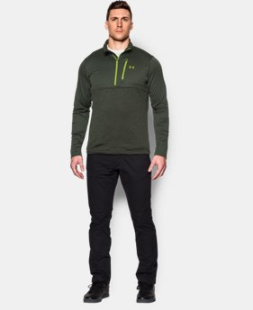 Men's UA Gamutlite ½ Zip  1 Color $50.99 to $67.99